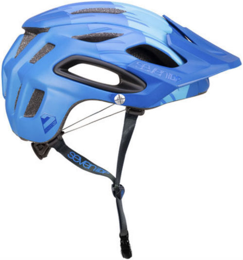 half shell mountain bike helmet