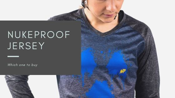 what mountain bike jersey - Nukeproof