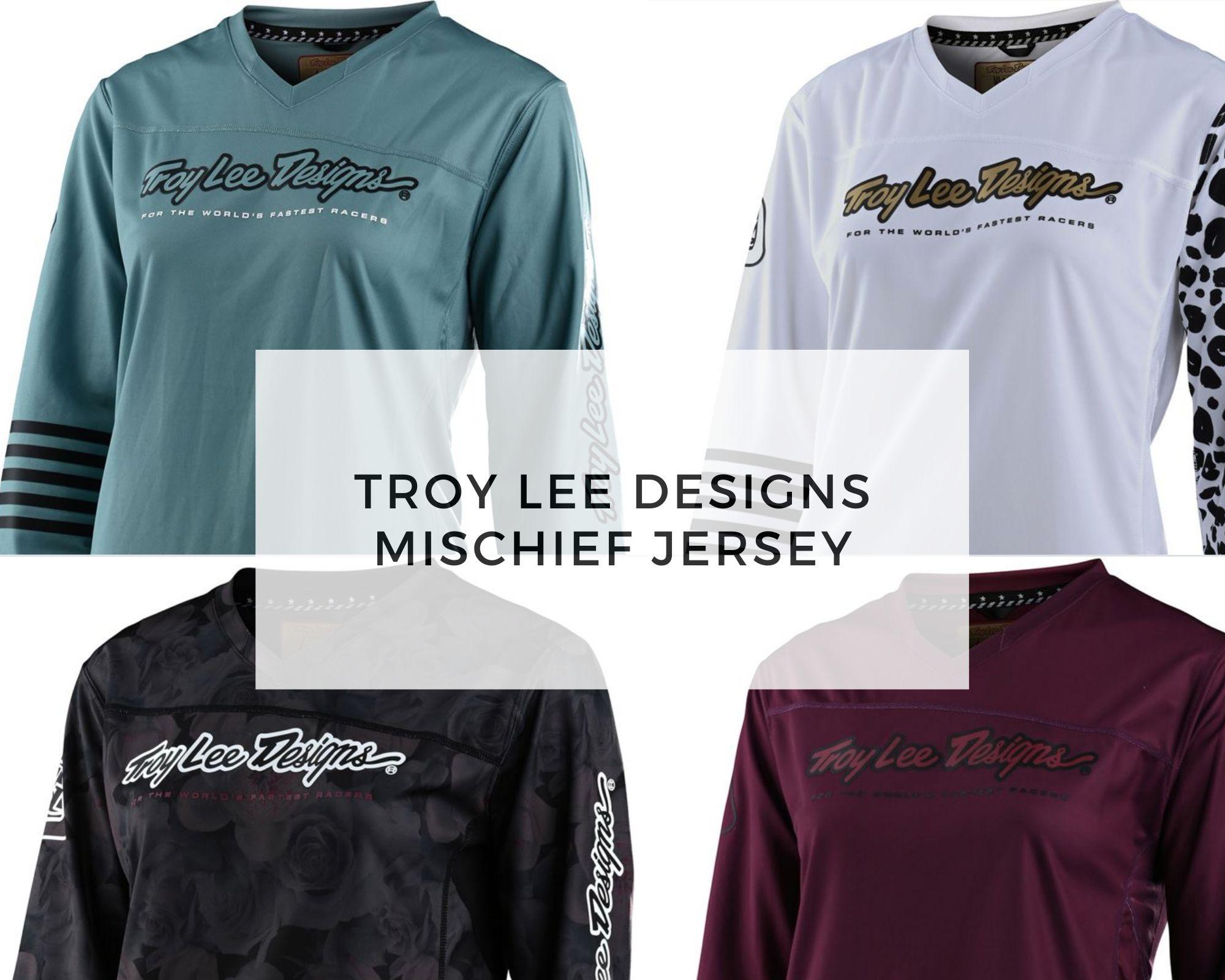 Troy Lee Designs jersey - Mischief