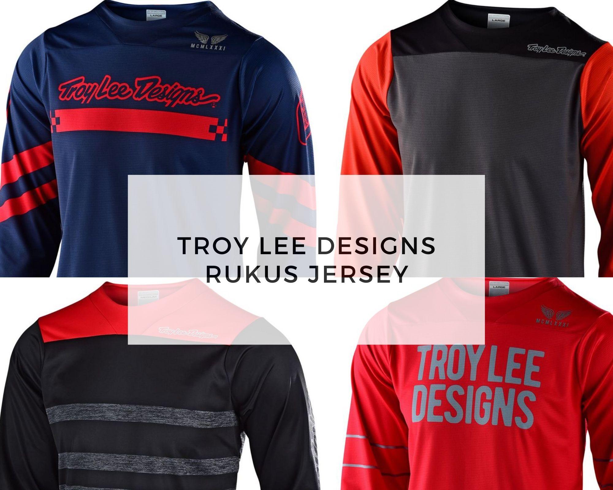 Troy Lee Designs - Rukus