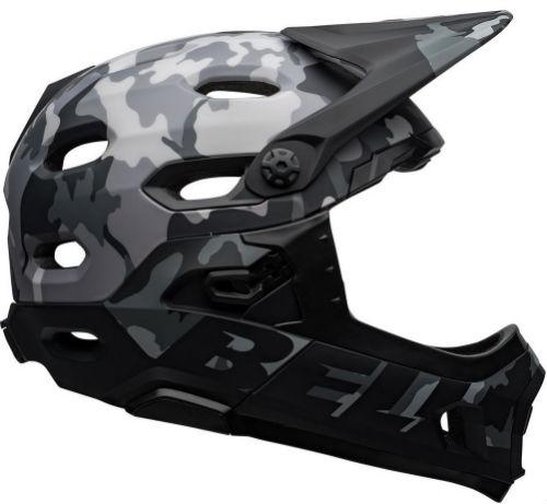 Bell Super DH MIPS Adult MTB Bike Helmet - side