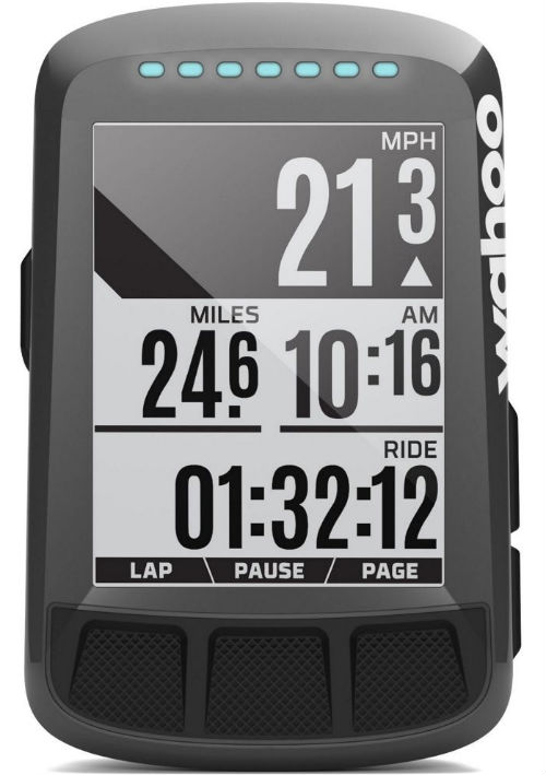 Best Mountain Bike Computer - Wahoo ELEMNT Bolt