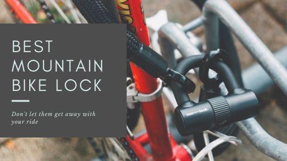 Best Mountain Bike Lock - cover