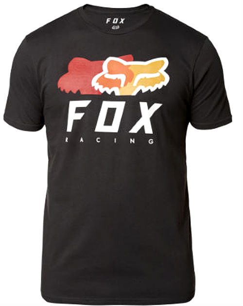 Mountain Biking Gifts - fox t-shirt