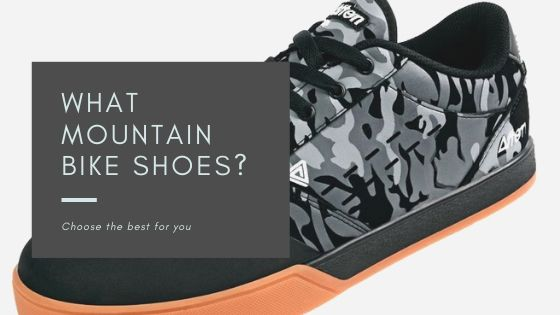 What Mountain Bike Shoes? - cover