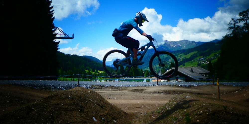 what mountain bike shoes - Mikey jump