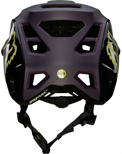 Fox Racing Speedframe Pro - back