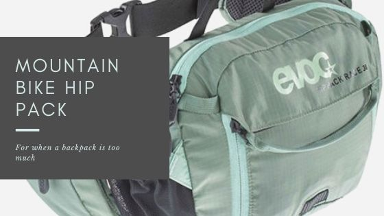 Mountain Bike Hip Pack - cover
