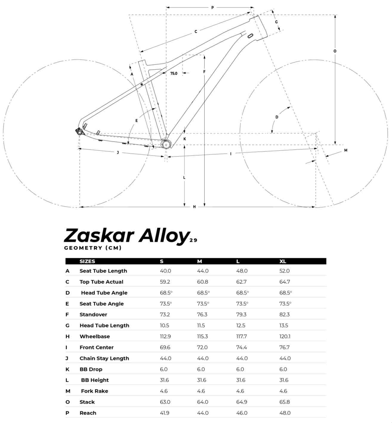 gt zaskar -geometry