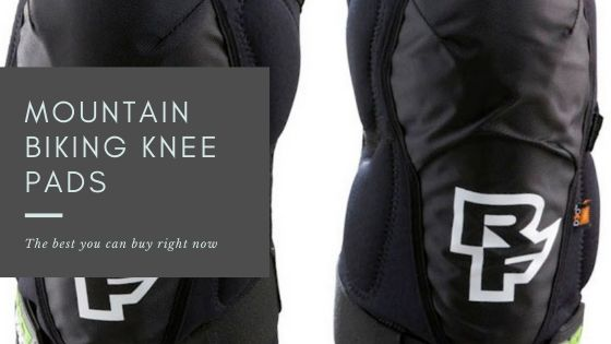Mountain Biking Knee Pads - cover