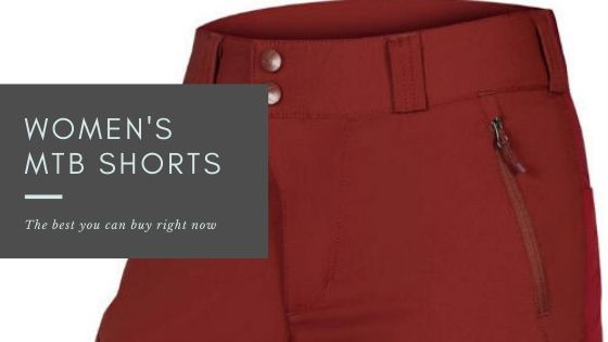 Women's MTB Shorts - cover