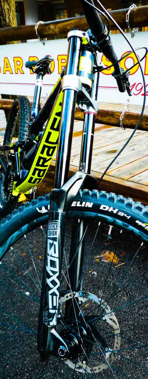 How To Buy A Used Mountain Bike - suspension