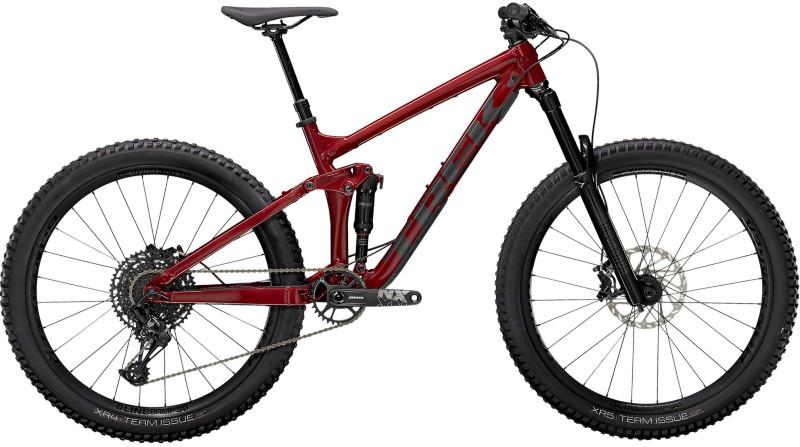 Popular Mountain Bike Brands - trek remedy
