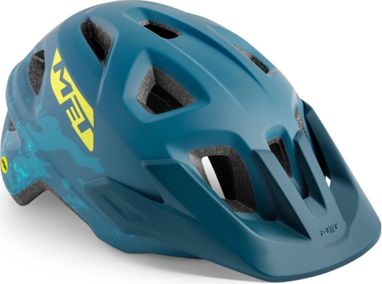Mountain Bike Helmets For Kids - MET Eldar