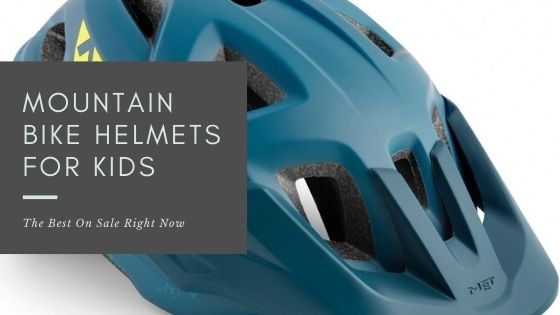 Mountain Bike Helmets For Kids - cover